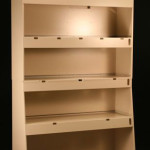 Sheet Metal Shelving